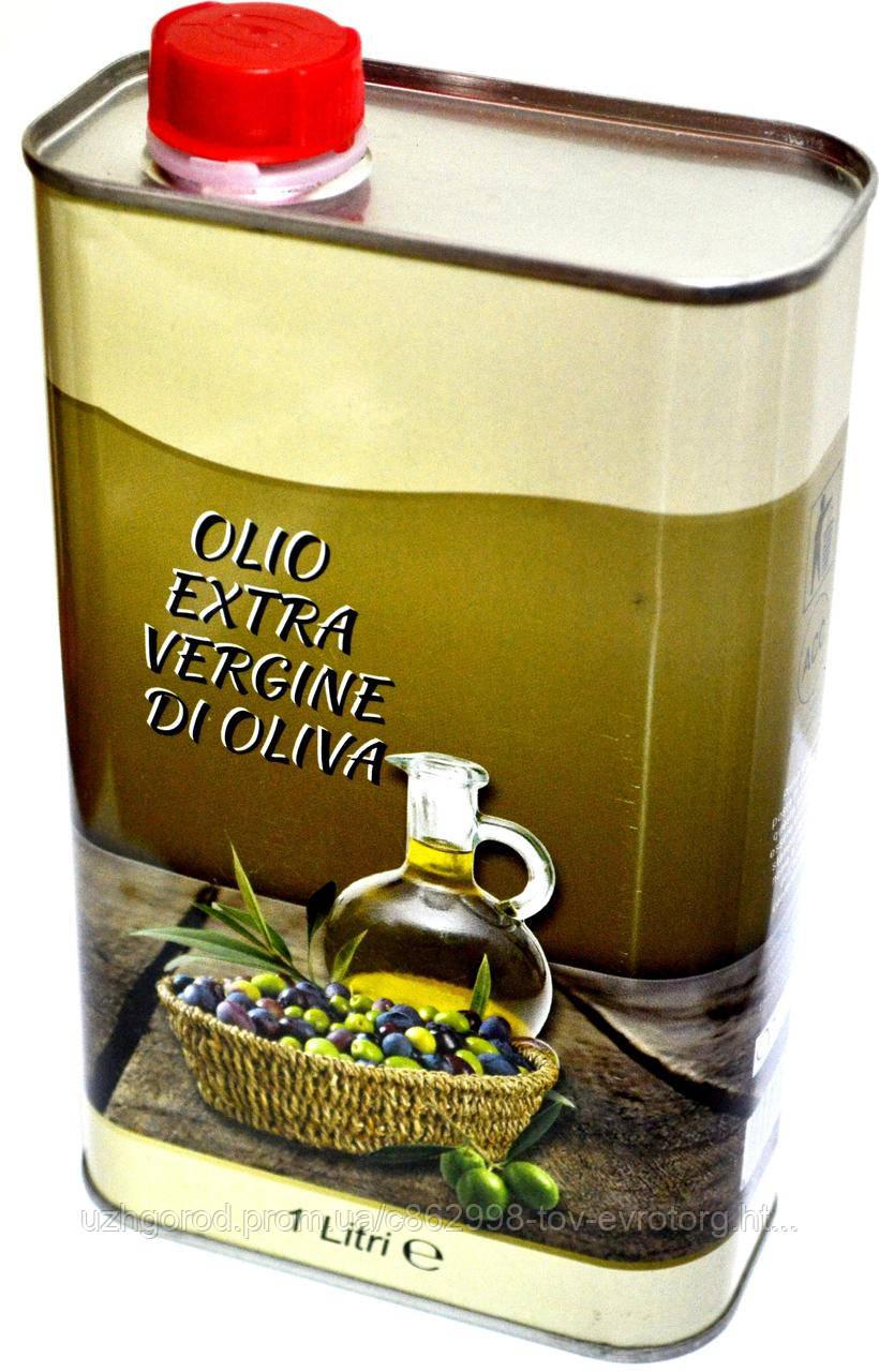 Оливковое масло Olio extra vergine di oliva 1000 мл
