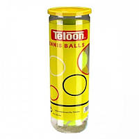 Мяч для большого тенниса Teloon. Распродажа, фото 1