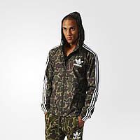Ветровка adidas Camouflage (Артикул: BJ9997)