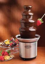 Шоколадный фонтан (аренда)