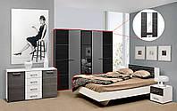 Спальня Круиз  шкаф 5 дв. Світ меблів