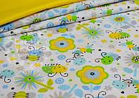 Лоскут ткани №756 размером 20*78 см
