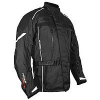 Roleff Valletta Jacket Black, S Мотокуртка текстильная защитой