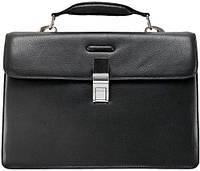 Мужской кожаный портфель Piquadro Modus, CA1153MO_N черный