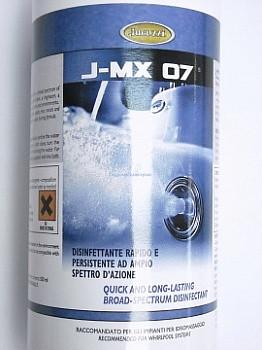 Дезинфицирующая жидкость J-MX 07 Jacuzzi. Средство для джакузи.