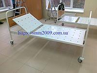 Кровать медицинская функциональная 2-х секционная (лист)
