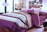Евро комплект постельного белья Барселона