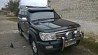 Козырек лобового стекла Toyota Land Cruiser 100 1997 - 2007