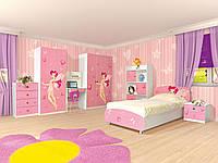 Детская мебель Мульти Фея от Світ Меблів