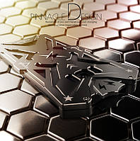 """Samsung G950F S8 оригинальный металлический алюминиевый чехол бампер рамка для телефона """"SMON"""""""