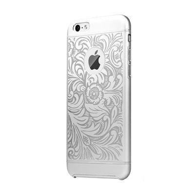 Чехол с рисунком iBacks Essence Cameo Venezia серебряный для iPhone 6/6S