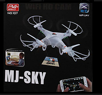 Квадрокоптер MJ-SKY NO.107 C HD камерой