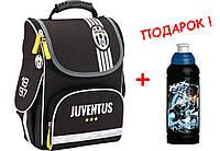 """Рюкзак школьный каркасный  FC Juventus JV17-501S, ТМ """"Kite"""""""