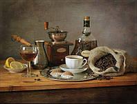 Набор алмазной вышивки Кофейная композиция