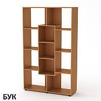 Книжный шкаф КШ-4 для гостинной, фото 1