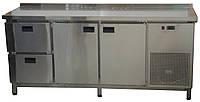 Холодильный стол из пищевой нержавеющей стали (1860х600х850)