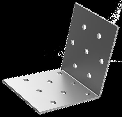 Уголок перфорированный (монтажный уголок) 70х70х55х2,5. ТМ Кольчуга (Kolchuga), фото 2