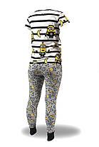Пижама женская Marvel, фото 3