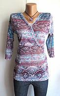 Роскошная Блуза-Туника от X-Mail Размер: 48-L