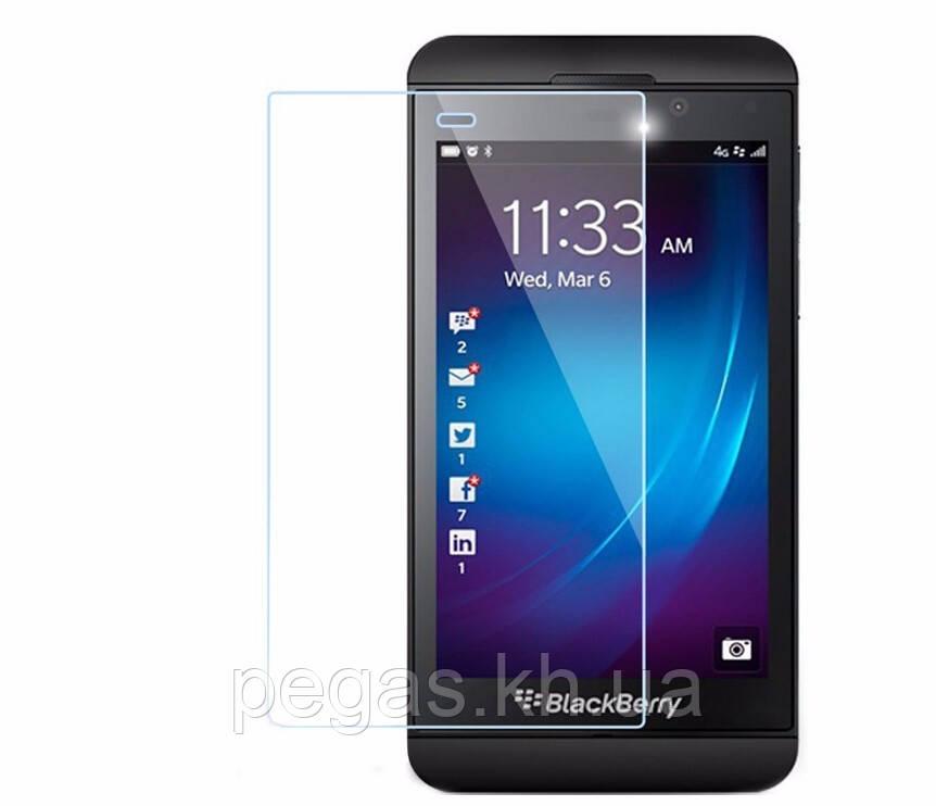 Защитное стекло Blackberry Z10