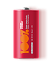 Батарейки 100% PeakPower - Super Heavy Duty C R14 1.5V 2/24/480шт