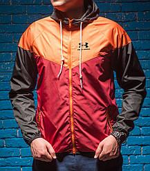 Виндранер,куртка,ветровка мужская  Under Armour