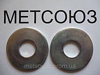 Шайба нержавеющая DIN125 ГОСТ11371-78 Медь