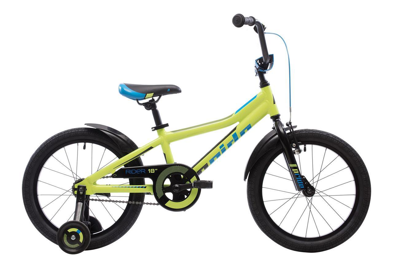 "Детский велосипед Pride Rider 18"" (BB)"