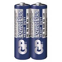 Батарейки GP - Power Plus АА R6 1.5V 4/40/1000шт