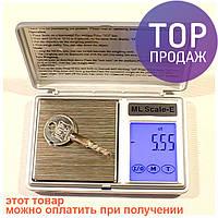 Весы ювелирные ML E-01/6259, с пределом взвешивания до 100 г / Весы электронные