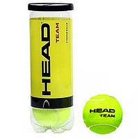 Мяч для большого тенниса HEAD Team. Распродажа