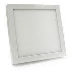 #764/1 6W SQ WALL PANEL (plastic) Pure White Б-класс Светодиодный светильник