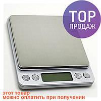 Профессиональные ювелирные электронные весы Pocket Scale 6295A с пределом взвешивания до 500г/Весы электронные