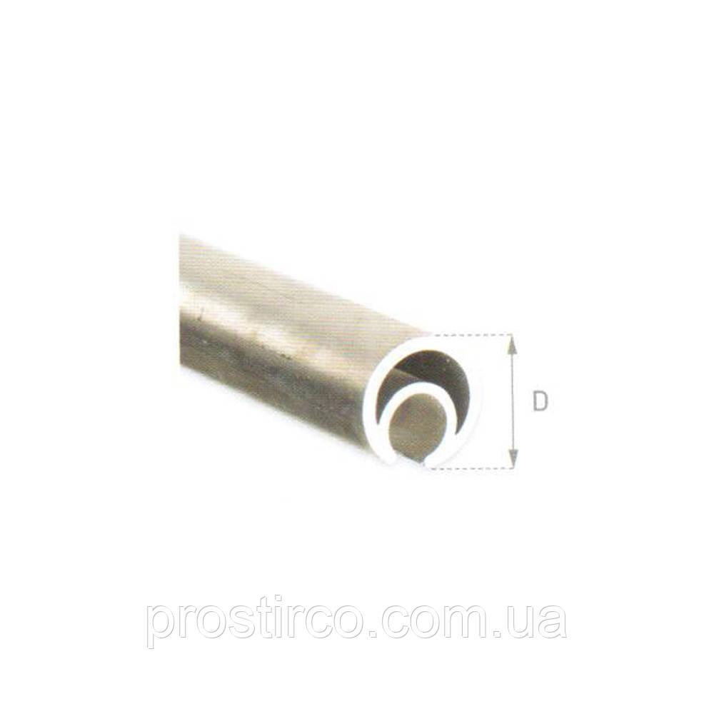 Круглый алюминиевый профиль 27.3300