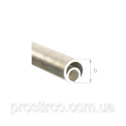 Круглый алюминиевый профиль 27.3300, фото 2