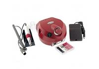Фрезер для маникюра и педикюра Drill Pro 30000 об/мин.(красный)