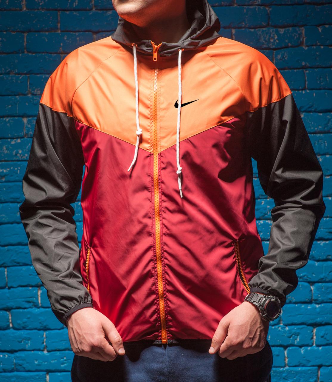 Виндранер,куртка,ветровка мужская  Nike
