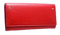 Стильный женский кошелек J6094 red