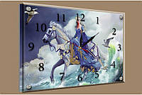 Часы-картина 30х40. Код: K-388