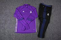 Костюм Реал (фиолетовый)