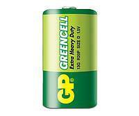 Батарейки GP - Greencell D R2O 1.5V 2/20/200шт
