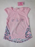 Детская летняя туника для девочек MOCCIS от 5 до 8 лет., фото 1
