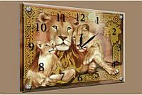 Часы-картина 30х40. Код: K-389