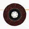 """Лепестковый круг тарельчатый шлифовальный """"Korkat"""" N41b / T29 - 115, 125, 180 мм."""