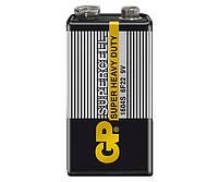 Батарейки GP - Supercell 6F22 Крона 9V 1/10/500шт