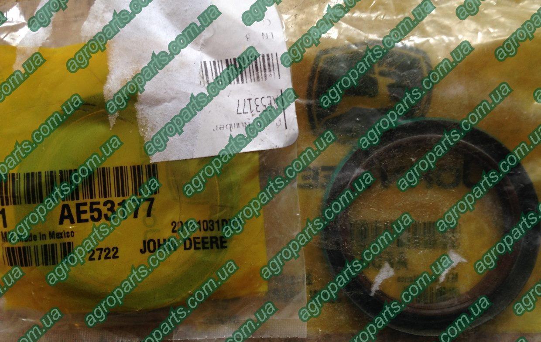 Сальник AE53177 вилки МКШ манжет AE49271 уплотнение John Deere в Украине АЕ53177