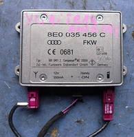 Блок усилитель антены мобильной связиAudiA6 C6 2004-20118E0035456C