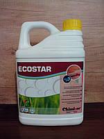 Лак для паркета Ecostar 1к, Екостар 1К, мат, 5 л
