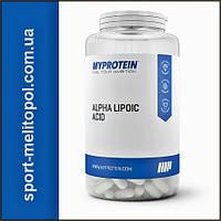 Myprotein Alpha Lipoic Acid 120 caps