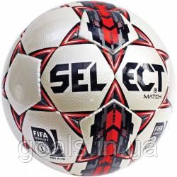 Мяч футбольный SELECT Match FIFA